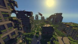 Apocalyptic City Minecraft