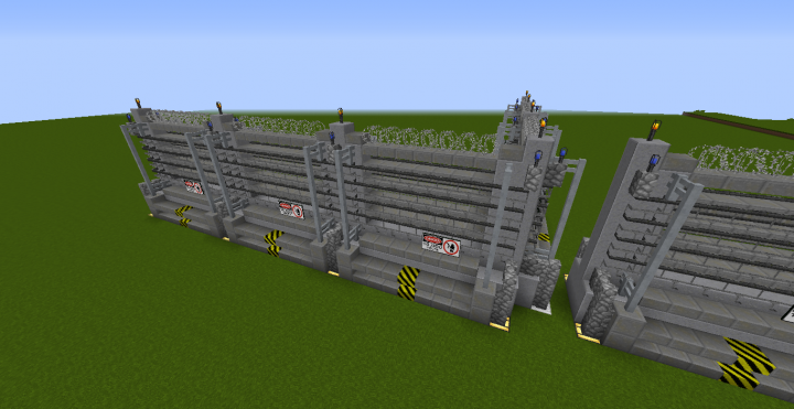 New Security Fence Design c Corner