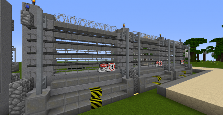 New Security Fence Design a