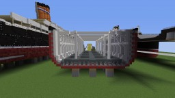 Section of passenger ship Minecraft Map & Project