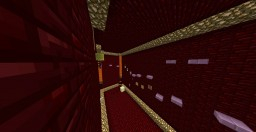 The Blazing - Parkour map 1.12+ Minecraft Map & Project