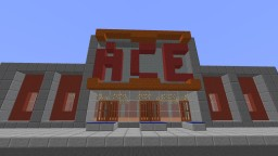 Spelstero City - ACE Hardware Minecraft Map & Project