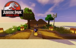 Jurassic Park Visitor Toilets Minecraft Map & Project