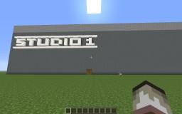 Interglobal Minecraft TV Studio Minecraft Map & Project