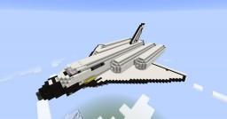 SSTO VTOL Spaceplane Minecraft Project