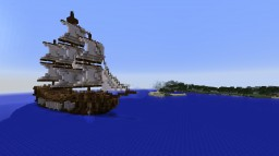 The Hunter Minecraft Map & Project