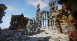 Krandon Square Minecraft Map & Project