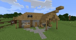 Minecraft House 1 Minecraft Map & Project