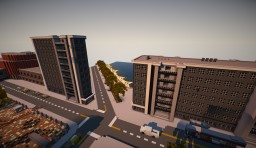 City Build Timelapse - office building - #9 Minecraft Project