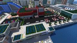 Symount City: Firehouse Minecraft Map & Project
