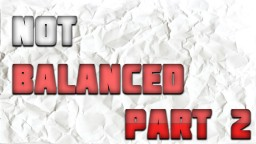 Not Balanced Part 2 - Minecraft 1.11.2 Puzzle map Minecraft Map & Project