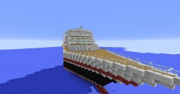 Red Legend CRUISE SHIP Minecraft Map & Project