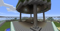 Faction Spawn Minecraft Map & Project