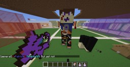 Statues of people!! Minecraft Project