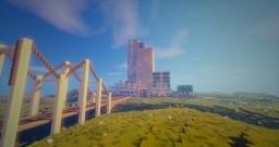 Boss City Minecraft Map & Project