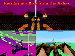 Herobrine's Rise from the Ashes Minecraft Mod