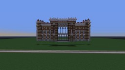 The townhall of Sarajevo Minecraft Map & Project