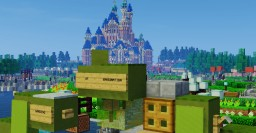 EosParks ☛ Shanghai Disney Resort in Minecraft. (Featuring custom theme parks, creative server & more!) Minecraft Server