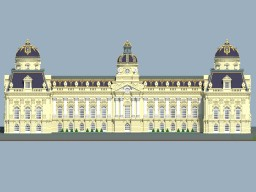 [Baroque] The Dome Palace Minecraft Map & Project