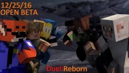 Duel: Reborn V. 1.0 Minecraft Project