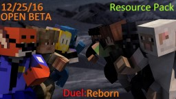 Duel: Reborn Resource Pack Minecraft Texture Pack