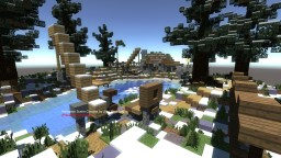 How it looks like when you put your MINECRAFT WORLD to a PC GAME Minecraft Map & Project