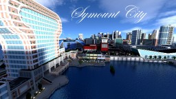 Symount City: City + Airport Minecraft