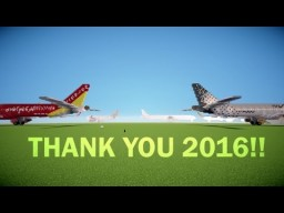 End of year 2016 - Tommist Aviation Blog Minecraft Blog Post
