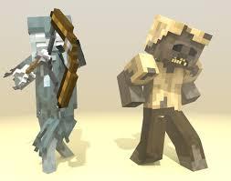 Minecraft Theory:Husk 'n' Stray  : Explained? Minecraft Blog
