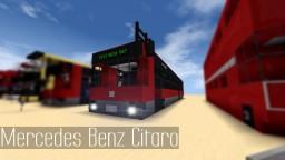 Mercedes Benz Citaro Minecraft Map & Project
