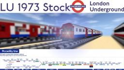 London Underground | Piccadilly Line 1973 Stock