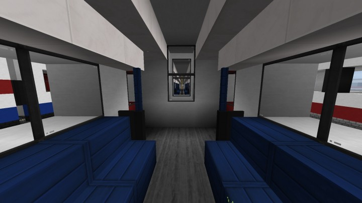Piccadilly Line Interior