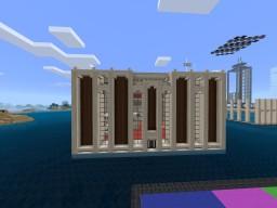Fortress Grand Cinema Minecraft Map & Project