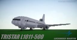 Lockheed L1011 Tristar Minecraft Map & Project
