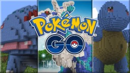 Minecraft VS Pokemon GO | THE FULL MINECRAFT MOVIE! Minecraft Blog Post