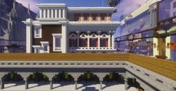 Trickery Town [5000+ blocks in diameter city] [server] Minecraft