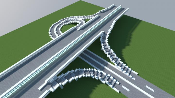 The first interchange