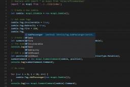MinecraftCommandAPI - Generate Commands using Code