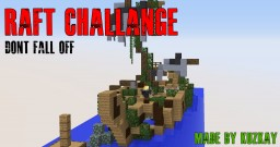 Raft Challenge - 1.10.2 [Parkour/Puzzle/Speed Run] Minecraft Map & Project