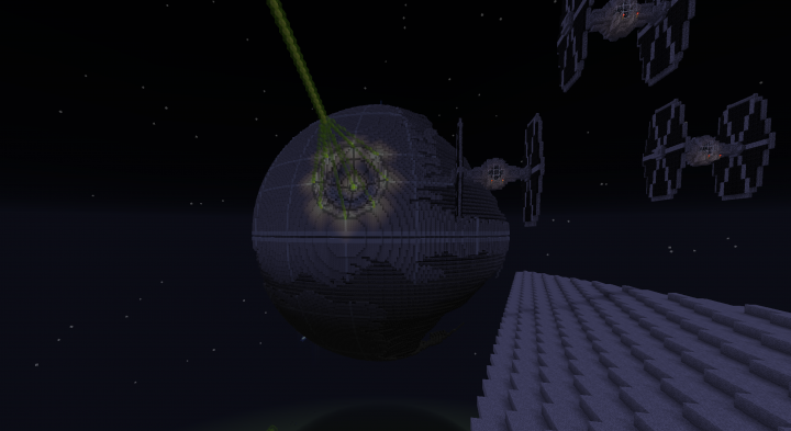 Thats no moon...