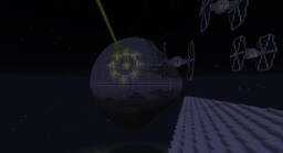 STAR WARS Death Star II Minecraft Map & Project