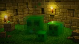Minecraft Slime Wallpaper Minecraft Blog Post