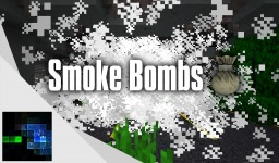 Smoke Bombs | Minecraft Concept | One Click Command Minecraft Project