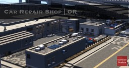 Car Repair Shop | OR Minecraft Project