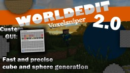 Worldedit for 1.12!(No Mods) | Two Command Creation Minecraft Map & Project