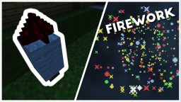 Minecraft - How To Make A Realistic Working Firework Minecraft Blog Post