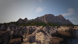 Realistic Landscape [Costal Cliffs] Minecraft Map & Project