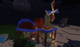 Wind Powered Heart Minecraft Map & Project