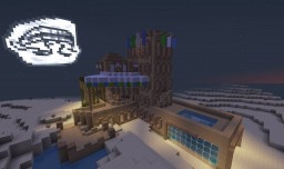 Oasis Apartments Minecraft Map & Project