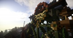 Baron1898 - B&M divecoaster - Efteling Minecraft Map & Project